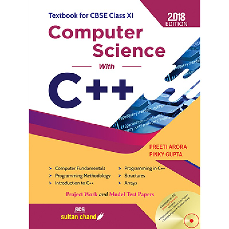 Working Model Of Computer Science For Class 11