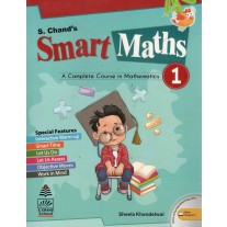 S Chand Smart Maths Textbook for Class 1