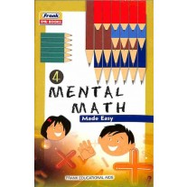 Frank Mental Maths Made Easy for Class 4