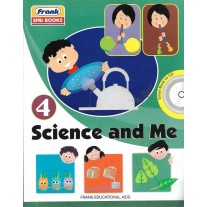 Frank Science and Me (With e-book) for Class 4
