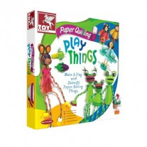 Toy Kraft Paper Quilling Play Things