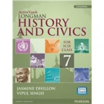 Pearson ActiveTeach Longman History & Civics Textbook for ICSE 7
