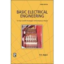Basic Electrical Engineering by R.K. Rajput