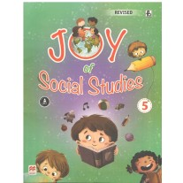 Frank Brothers Joy of Social Studies for Class 5