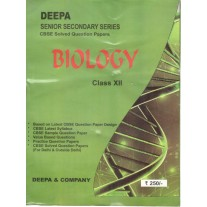 Deepa CBSE Sample Papers Biology for Class 12 (2019)