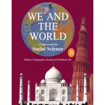 Tarun We and the World Textbook for Class 8