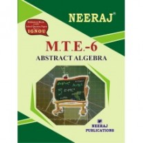 Neeraj IGNOU  Abstract Algebra (MTE-6)