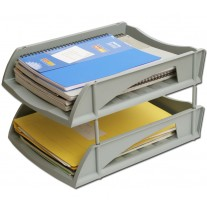Solo Paper & File Tray Set of 2 Pcs XL (TR312)