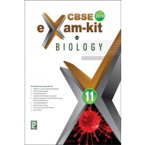Laxmi Exam Kit in Biology class 11 by Dr. J. P. Sharma (2019)