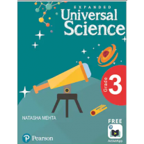 Pearson Expanded Universal Science for Class 3