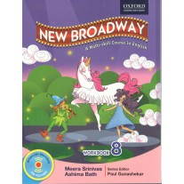 Oxford New Broadway English Workbook for Class 8