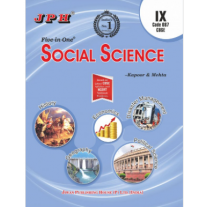 JPH Guide of Social Science Four in One for Class 9