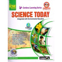Cordova ICSE Science Today Class 3