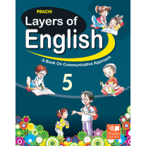 Prachi Layers of English Textbook for Class 5