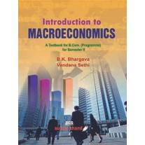 Sultan Chand Introduction to Macroeconomics B.Com (P)