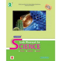 Evergreen Candid Lab Manual In Science for Class 8