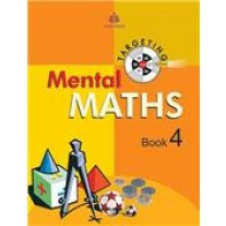 Madhuban Targeting Mental Maths for Class 4 by Lata Thergaonkar