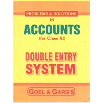 Deepa Problems and Solutions in Accounts Double Entry System for Class 11