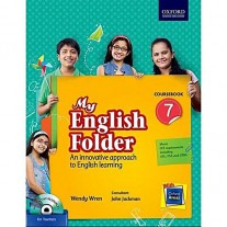 Oxford My English Folder Coursebook for Class 7