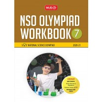 MTG (NSO) National Science Olympiad Work Book Class 7 (2021)