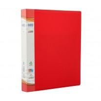Solo Ring Binder-2D Ring A4 (RB402)