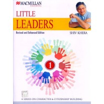 Macmillan Little Leaders (Textbook of Value Education) for Class 1