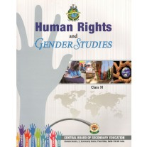 CBSE Human Rights and Gender Studies for Class 11 (With Binding)