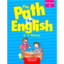 S Chand The Path to English Workbook for Class 8