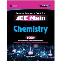 Arihant Master Resource Book in Chemistry for JEE Main