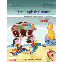Indiannica The English Channel Coursebook for Class 2