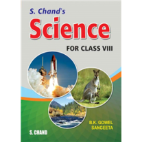 S Chand Science for Class 8