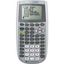 Texas TI-84 Plus Pocket Calculator (Silver Edition)