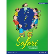 Pearson Safari Integrated II for Class 1