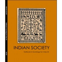 NCERT Indian Society Textbook of Sociology for Class 12 (With Binding)