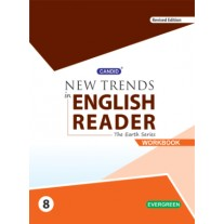 Evergreen New Trends In English Reader Workbook for Class 8