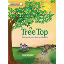 Headword Tree Top Coursebook for Class 7 (Textbook of English)