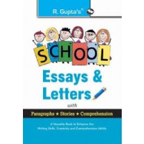RPH School Essays & Letters with Paragraphs, Stories, Comprehension (R-182) - 2019
