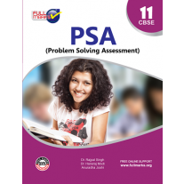 Full Marks Guide of PSA (Problem Solving Assessment) for Class 11 by Rajpal Singh