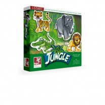 Toy Kraft Jungle (2Pieces-Head & Tail Puzzle)