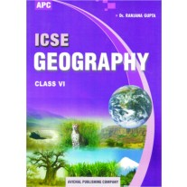 APC ICSE Geography Textbook for Class 6