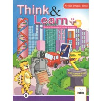 Reem Think & Learn General Knowledge for Class 5