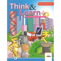 Reem Think & Learn General Knowledge for Class 6