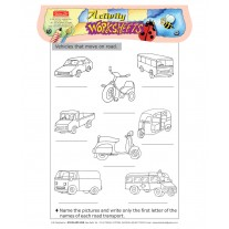 Scholars Hub Worksheets Transport