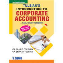 S Chand Tulsian's Corporate Accountancy for B.Com