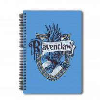 Harry Potter Ravenclaw Wiro Notebook A5 Licensed By Warner Bros,USA