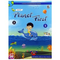 Frank Brothers Planet First (Textbook of Environmental Studies) for Class 5