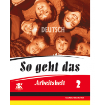 New Saraswati Workbook of German So Geht Das Part 2