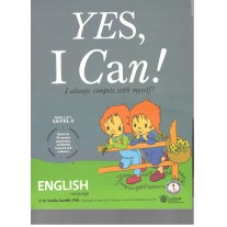 Yes I Can English for Class 6 (Set of 2 Books)