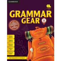 Cambridge Grammar Gear for Class 8