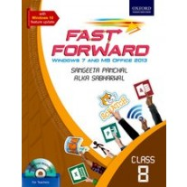 Oxford Fast Forward - A complete Course in Computer Science for Class 8